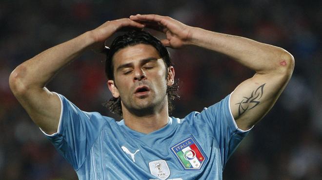 Deux ans de prison pour un footballeur champion du monde 2006 — Italie
