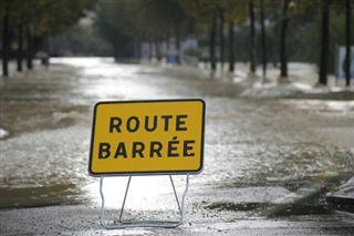 Le Var reste en alerte orange pour les crues, alerte orages-pluie-inondation levée