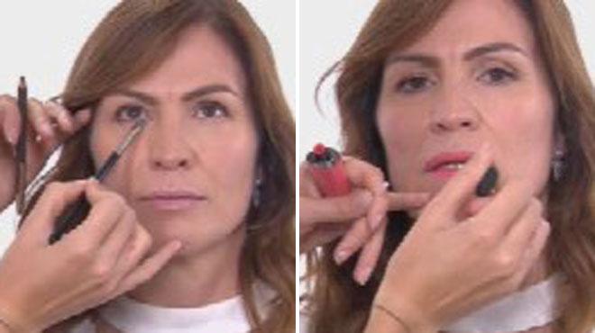 Voici comment réaliser un maquillage chic en mettant vos lèvres en valeur