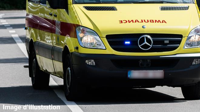 Saint-Laurent: un automobiliste de 81 ans manque un virage et se tue