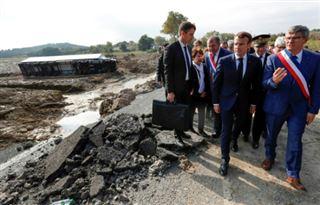 Inondations dans l'Aude- 16 millions d'euros débloqués pour la reconstruction