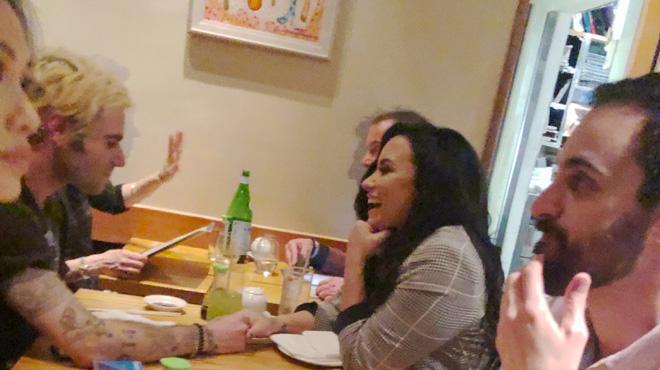 Demi Lovato, amoureuse à la sortie de sa cure de désintox