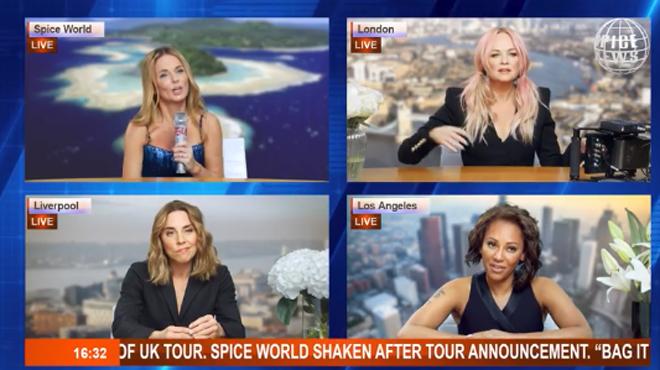 Elles l'officialisent en vidéo: les Spice Girls se reforment pour une tournée