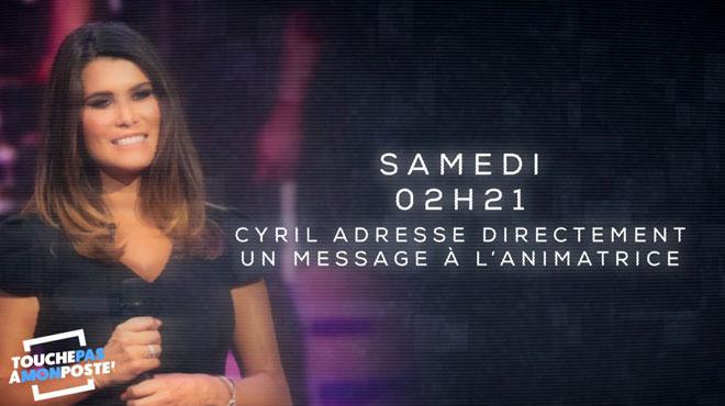 Cyril Hanouna revient sur l'affaire des photos de Karine Ferri nue: