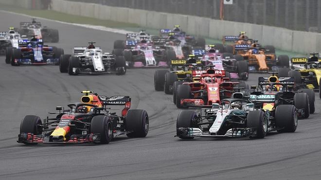 F1: il y aura bien un nouveau GP en Asie en 2020