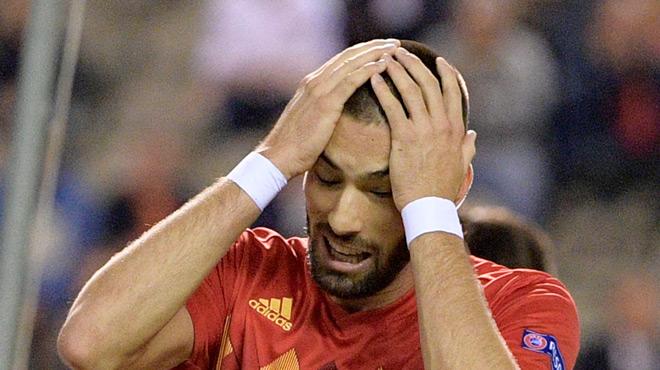 Yannick Carrasco et son club chinois filent tout droit vers la D2!