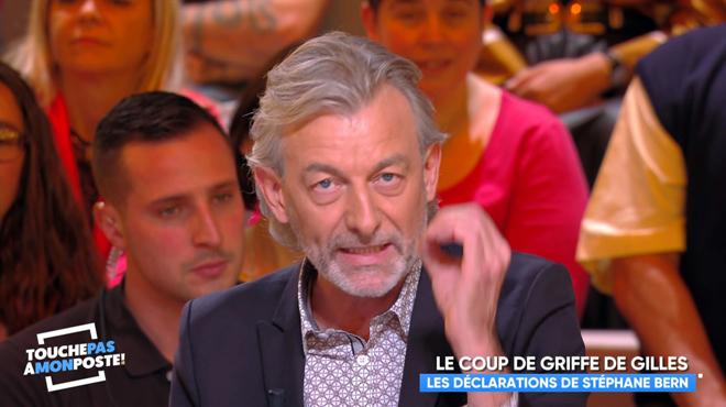 Gilles Verdez s'emporte au sujet de Stéphane Bern: