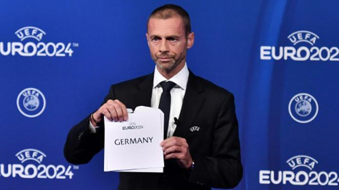 Sans concurrent, le Slovène Aleksander Ceferin est assuré de rester président de l'UEFA