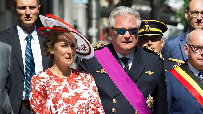 L'an dernier, son absence avait été remarquée: le prince Laurent participera au Te Deum
