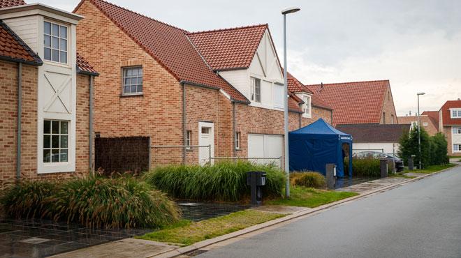 Une femme de 30 ans, soupçonnée d'avoir tué ses trois enfants en Flandre, libérée sous conditions
