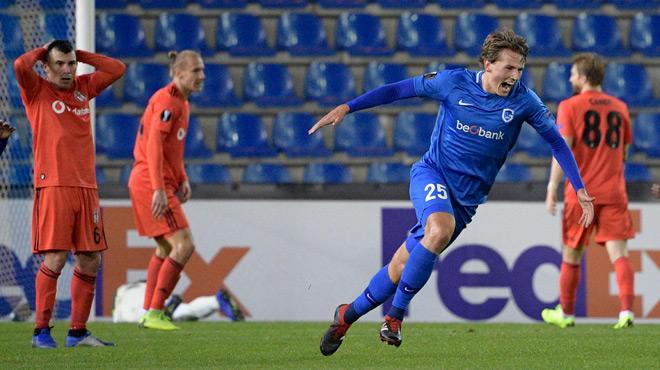 Europa League: Genk arrache le partage et revient de nulle part contre Besiktas