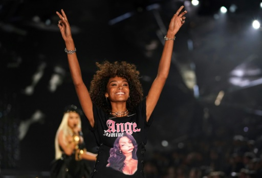 Diversité, noir et imprimés au défilé Victoria's Secret à New York