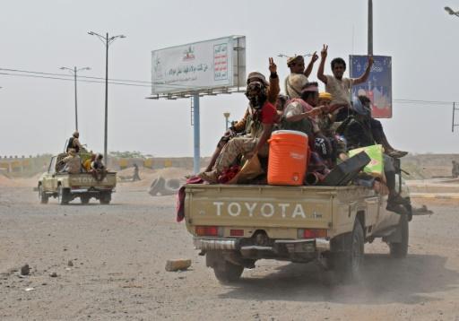 Yémen: pilonnage intense des positions loyalistes à Hodeida