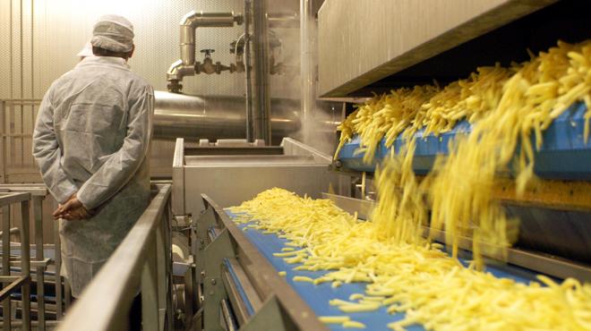 La Belgique appelle l'Europe à la rescousse pour protéger ses frites surgelées