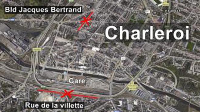 Viols commis à Charleroi: la police recherche d'autres victimes d'un homme placé sous mandat d'arrêt