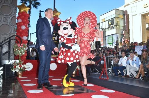 Les exploits des superhéros font les affaires de Mickey