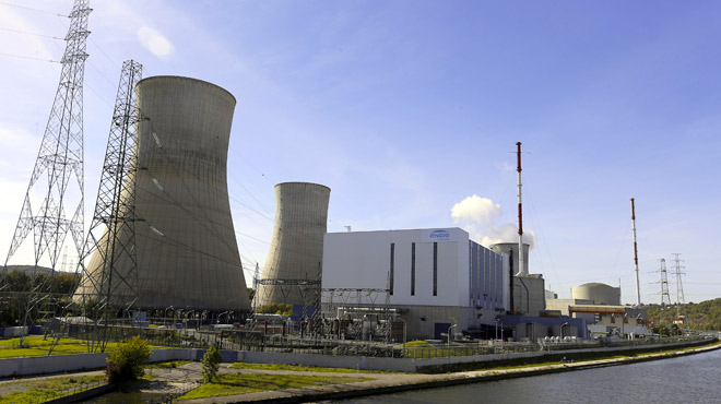 Son réacteur est rechargé en uranium: la centrale nucléaire Tihange 1 va redémarrer lundi