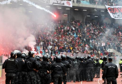 Tunis sous haute sécurité pour la finale de la Ligue des Champions d'Afrique