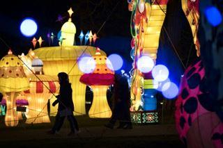 Le Tarn accueille la 2e édition du festival des lanternes Fééries de Chine