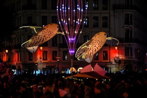 A Lyon, une Fête des lumières à tonalité internationale