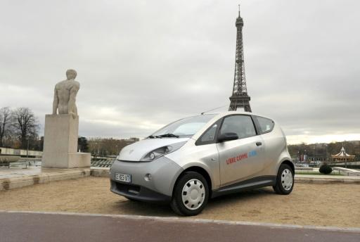 Des véhicules électriques d'Autolib vendus en Sologne