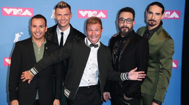 Non, vous ne vous êtes pas réveillé en 1997: après les Spice Girls, les Backstreet Boys annoncent les dates de leur tournée