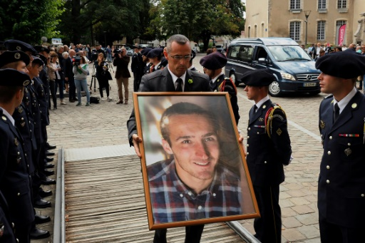 Mort du caporal Noyer: Lelandais de nouveau entendu à Chambéry par les juges
