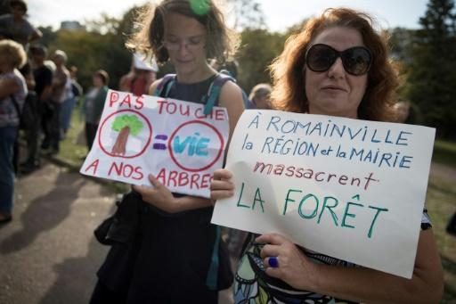 Projet de base de loisirs près de Paris : la justice rejette la demande d'expulsion des opposants