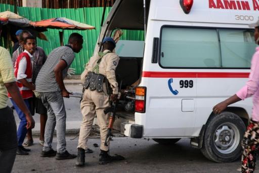 Somalie: au moins 10 morts dans l'explosion de voitures piégées à Mogadiscio