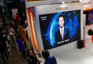 Chine- les robots prêts à envahir le JT