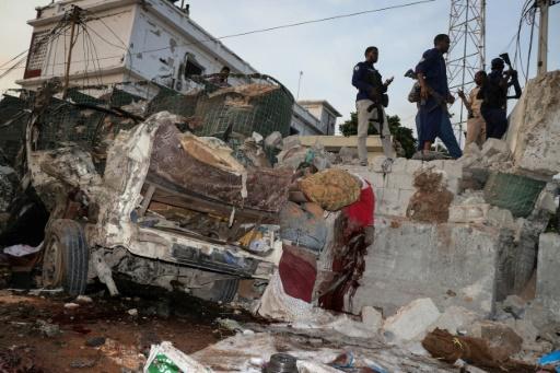 Somalie: environ 20 morts dans l'explosion de voitures piégées à Mogadiscio