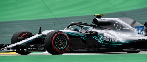 F1 Brazil: Mercedes and Bottas in the end