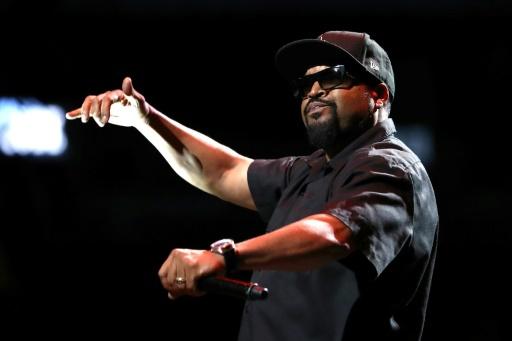 Le rappeur Ice Cube s'en prend (lui aussi) à Donald Trump