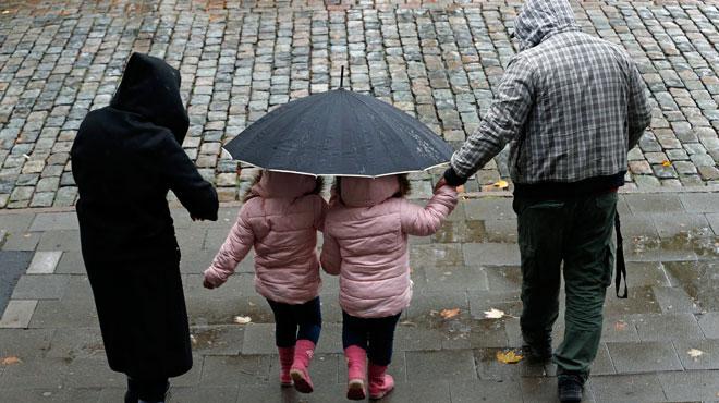 Prévisions météo: ce week-end, sortez couverts!