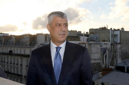 Hashim Thaçi: le tracé des frontières