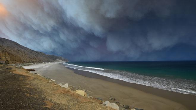 Violents incendies en Californie: au moins 9 morts,les IMAGES fortesde la catastrophe