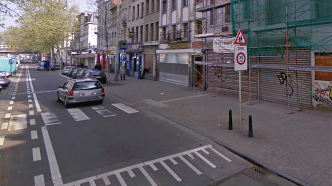 Coups de feu dans le centre de Bruxelles après une bagarre: une personne grièvement blessée
