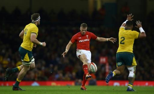 Rugby: le pays de Galles s'impose 9-6 face à l'Australie