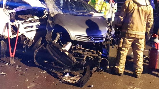 Un grave accident à Marchienne-au-Pont fait un mort