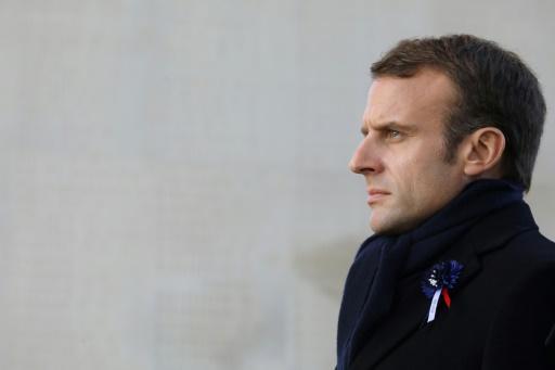 Menaces visant Macron: 4 sympathisants de l'ultradroite mis en examen