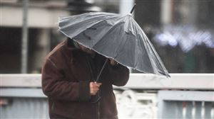 Prévisions météo: encore de la pluie ce lundi, et après?