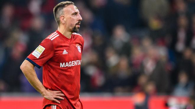 Un ancien adjoint des Girondins frappé par Franck Ribéry ?
