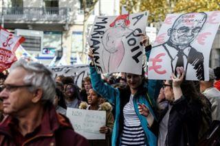 Education nationale- grève et manifs contre les suppressions de postes