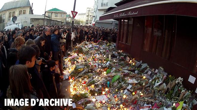 Trois ans plus tard, le traumatisme reste fort — Attentats de Paris