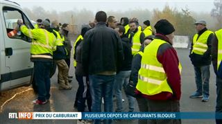 Les gilets jaunes belges veulent faire baisser le prix des carburants- voici pourquoi il n'y a AUCUNE chance que cela arrive 2