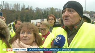 Une femme tuée par une voiture à un barrage des gilets jaunes en France- Elle a accéléré et est passée sur le corps 3