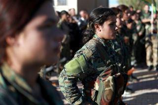 Syrie- la coalition nie avoir visé des civils dans des raids dans l'est