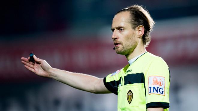 Les clubs belges signent un règlement interne pour le respect des arbitres: l'argent des amendes sera consacrée à l'arbitrage