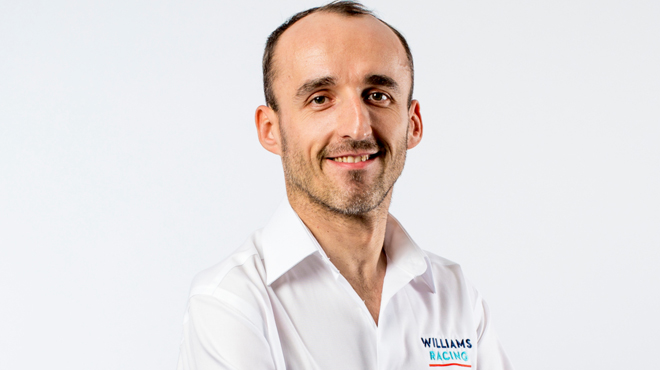 Robert Kubica (Williams):