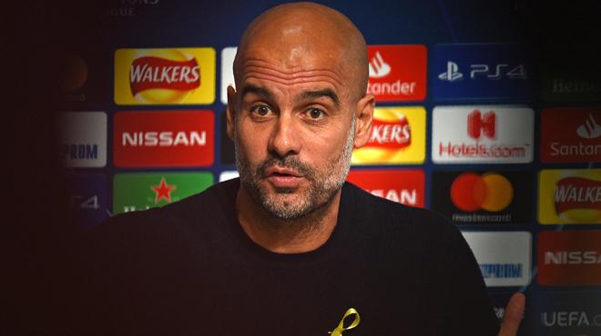 Pour Pep Guardiola, le championnat anglais est le plus difficile — Manchester City